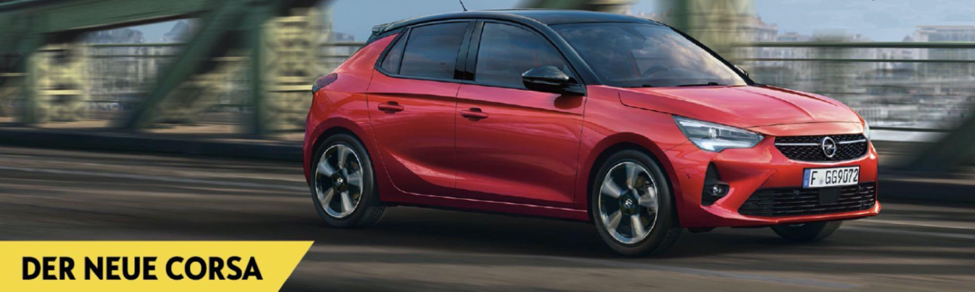 Der neue Opel Corsa und Corsa-e