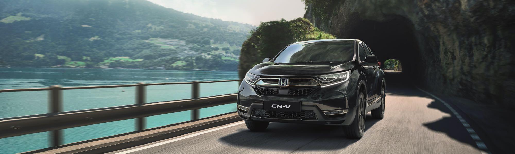 Der neue CR-V Hybrid