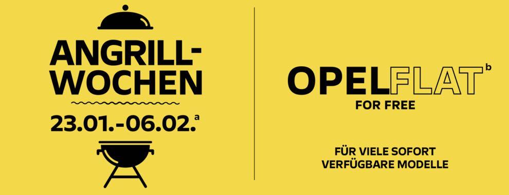 Opel Angrill-Wochen