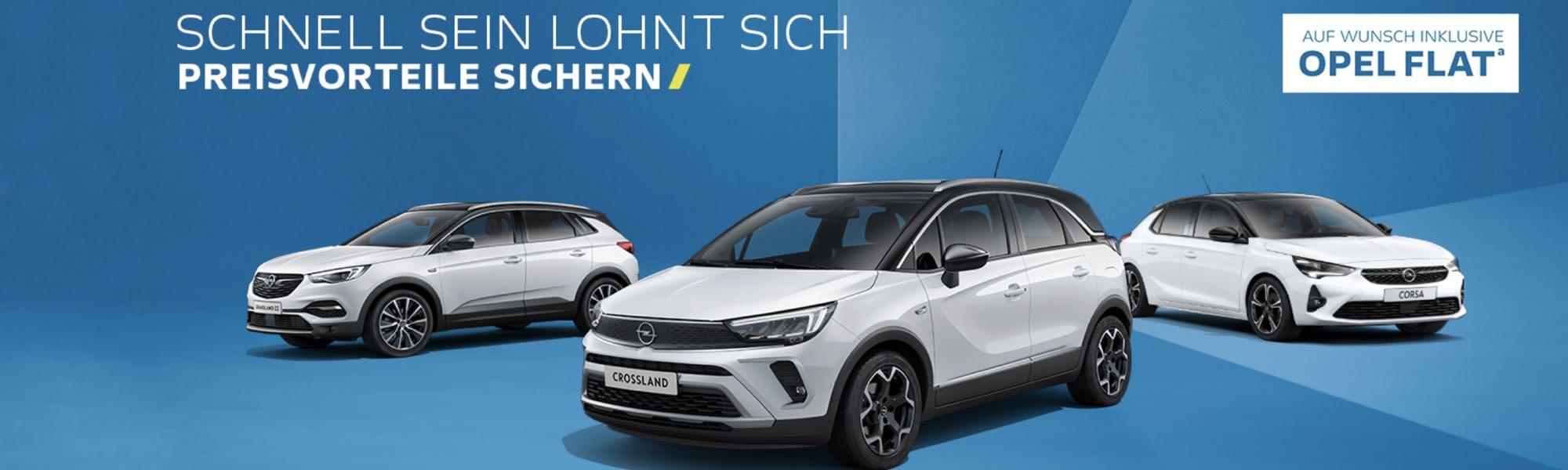 Die Opel-Highlights 2021