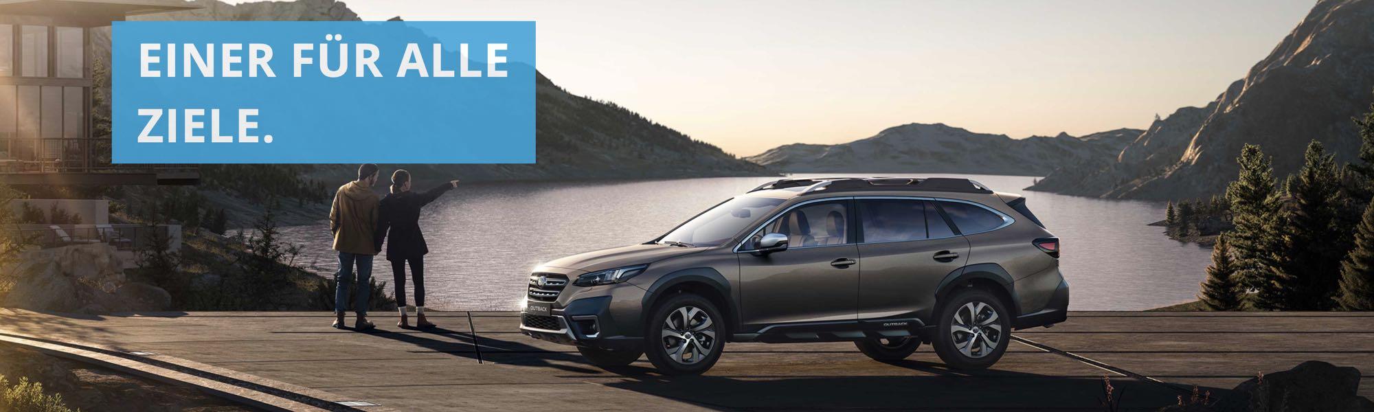 Der neue Subaru Outback