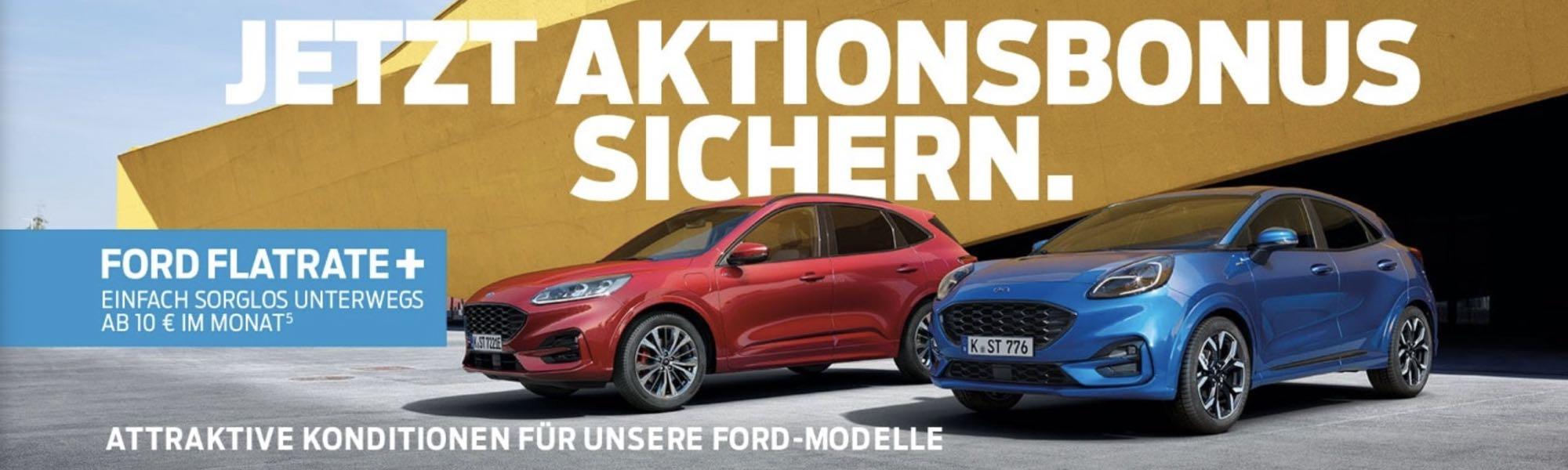 Ford Aktionsbonus