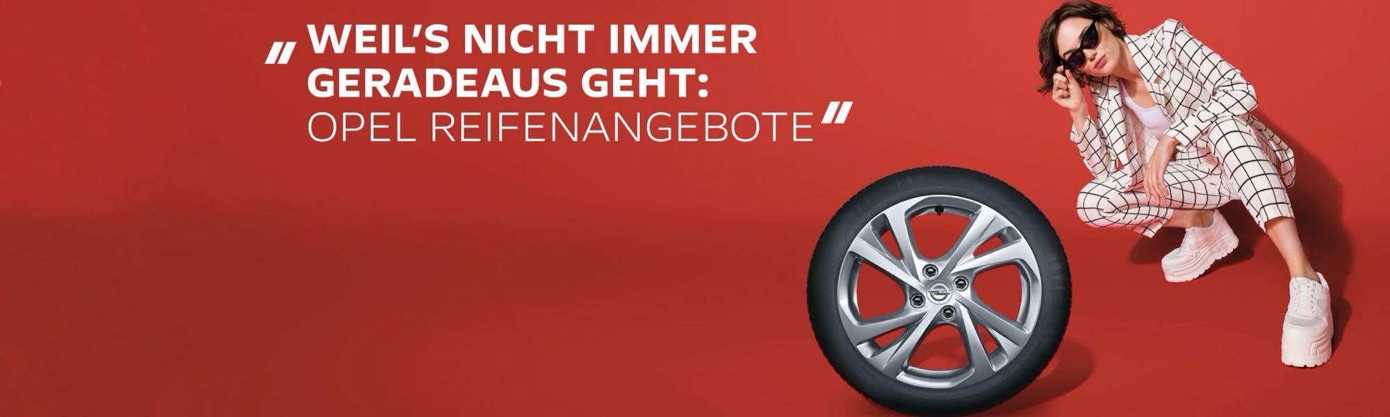 Opel Winter-Reifenangebote