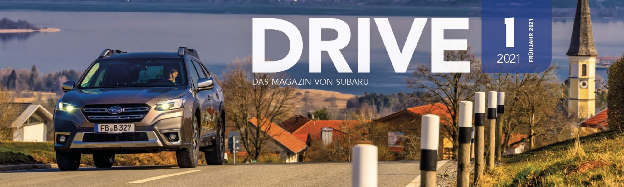 Subaru Magazin