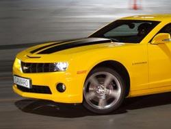Ein Bild des Chevrolet Camaro