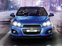 Ein Bild des Chevrolet Aveo
