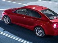 Ein Bild des Chevrolet Aveo Limousine