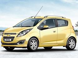 Ein Bild des Chevrolet Spark