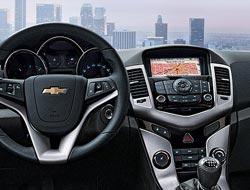 Ein Bild des Chevrolet Cruze