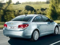 Ein Bild des Chevrolet Cruze Limousine