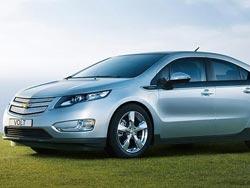 Ein Bild des Chevrolet Volt