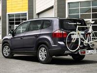Ein Bild des Chevrolet Orlando