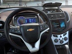Ein Bild des Chevrolet Trax