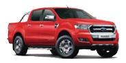 Das Bild zeigt den Ford Ranger. Es ist gleichzeitig eine Schaltfläche.