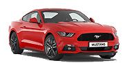 Das Bild zeigt den Ford Mustang. Es ist gleichzeitig eine Schaltfläche.