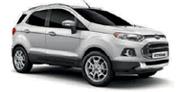 Das Bild zeigt den Ford EcoSport. Es ist gleichzeitig eine Schaltfläche.