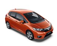 Schaltfläche zur Beschreibung des Fahrzeugs Honda Jazz