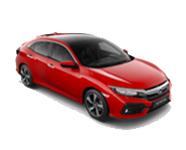 Schaltfläche zur Beschreibung des Fahrzeugs Honda Civic