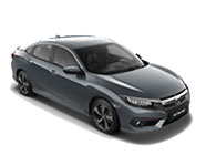 Schaltfläche zur Beschreibung des Fahrzeugs Honda Civic Limousine