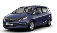 Das Bild zeigt den Opel Zafira. Es ist gleichzeitig eine Schaltfl�che.