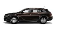 Das Bild zeigt den Opel Insignia Country Tourer. Es ist gleichzeitig eine Schaltfläche.