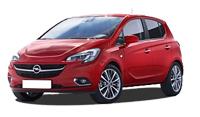 Das Bild zeigt den Opel Corsa. Es ist gleichzeitig eine Schaltfläche.