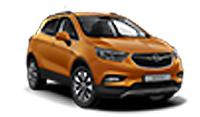 Das Bild zeigt den Opel Mokka X. Es ist gleichzeitig eine Schaltfläche.