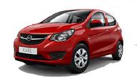Das Bild zeigt den Opel KARL. Es ist gleichzeitig eine Schaltfl�che.