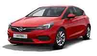 Das Bild zeigt den Opel Astra 5-Türer. Es ist gleichzeitig eine Schaltfläche.
