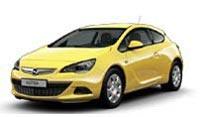 Das Bild zeigt den Opel GTC. Es ist gleichzeitig eine Schaltfläche.