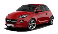Das Bild zeigt den Opel Adam. Es ist gleichzeitig eine Schaltfläche.