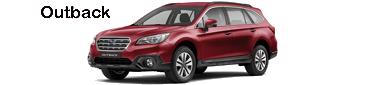 Schaltfläche zur Beschreibung des Fahrzeugs Subaru Outback