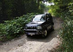 Ein Bild des Suzuki Jimny