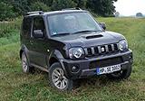 Schaltfl�che zur Beschreibung des Fahrzeugs suzuki Jimny