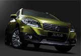 Schaltfl�che zur Beschreibung des Fahrzeugs suzuki SX4 S-Cross