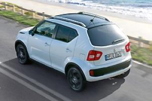 Nach Zehn Jahren Kommt Der Suzuki Ignis Zuruck Das Berichtet Zeit Onlinede Ausgabe 30 Novembver 2016 2007 Verabschiedete Sich Wagen Vom