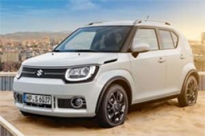 Mit Dem Ersten Platz Endete Fur Den Suzuki Ignis Ein Vergleichstest Der Zeitschrift AutoBILD Ausgabe 4 2017 Bei Mini SUV Gegen Fiat Panda